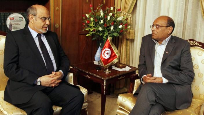 Premier Jebali Präsident Marzouki