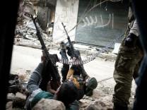 Aleppo im Bürgerkrieg