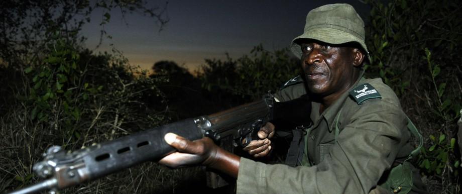 Südafrika Krüger Nationalpark Krügerpark Ranger