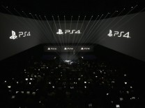 Sony PlayStation 4 Vorstellung