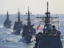 Japan USA Bündnis Militär Obama Abe