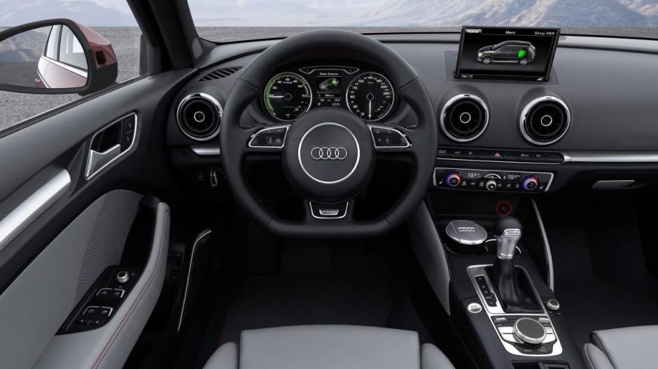 Audi A3 e-tron, Audi A3, e-tron, Elektroauto, VW Golf, Hybrid