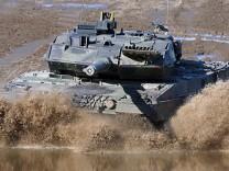 Deutschland erlaubt Lieferung von Panzern an Indonesien