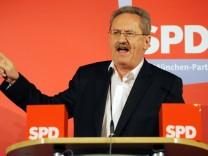 Christian Ude spricht bei Dreikönigstreffen der Münchner SPD, 2013