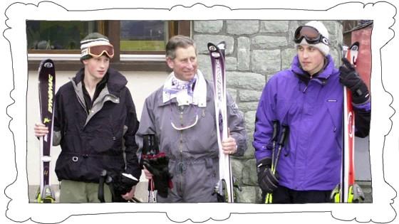 harry charles william skiing Gotschna 2000