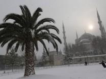 Istanbul, Anfang des Jahres: Neuer Anlauf für einen türkischen EU-Beitritt