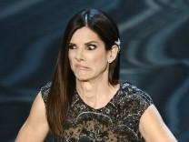 Oscars 2013 Sandra Bullock
