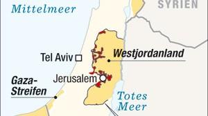Jerusalem Karte Heute.Israel Und Palastina 2 Die Staatsgrenzen Die Endgultigen
