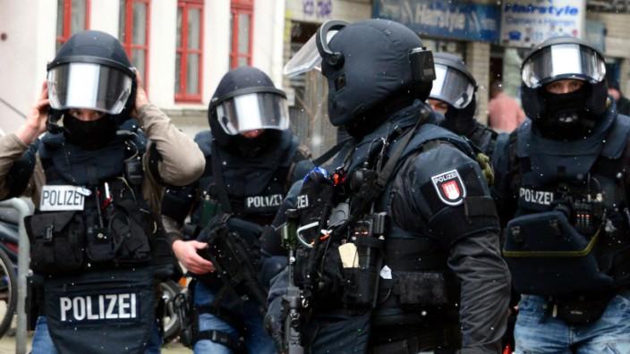 Polizeigewalt: Falsch verstandener Korpsgeist