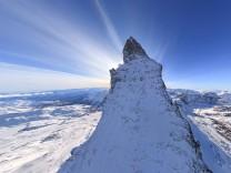 Matterhorn Schweiz Airpano