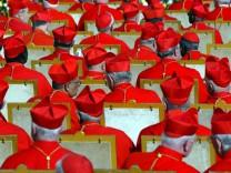 Kardinäle Papstwahl Rom