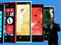 Nokia präsentiert auf der Mobile World neue Smartphones
