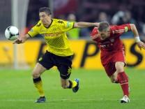 Robert Lewandowski DFB-Pokal - FC Bayern München - Borussia Dortmund