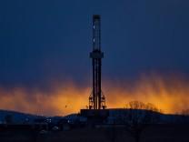 Bundesregierung will Gas-Förderung rasch regeln
