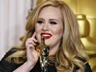 Adele Adkins bei der Oscar-Verleihung in Los Angeles
