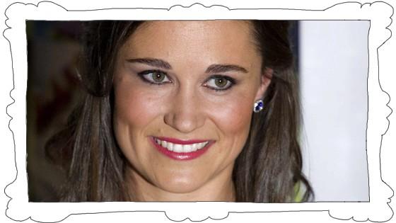 Pippa Middleton Waitrose promiblog