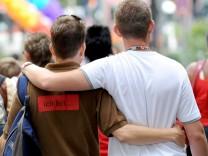 Homo-Ehe Adoptionsrecht für Homosexuelle