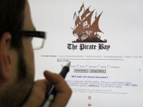 Tauschplattform Pirate Bay flüchtet aus Schweden