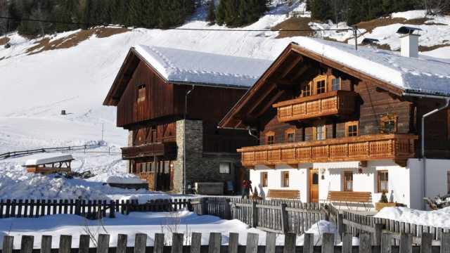 Großglockner Resort Kals-Matrei Kals Bauernhöfe