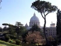 Places In Vatican: Vatican Gardens, The New Residence Of Benedict XVI