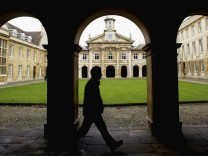 Cambridge University Term Starts As Top Up Fees Debate Looms