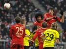 FC Bayern gegen Borussia Dortmund