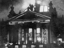 Vor 80 Jahren brannte der Reichstag