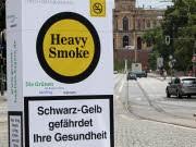 Lockerung des Rauchverbots, dpa
