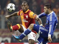 Galatasaray Istanbul vs Schalke 04