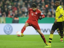 Javi Martinez, FC Bayern München, DFB-Pokal, Fußball