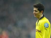 FC Bayern München - Borussia Dortmund, Robert Lewandowski, BVB, DFB-Pokal