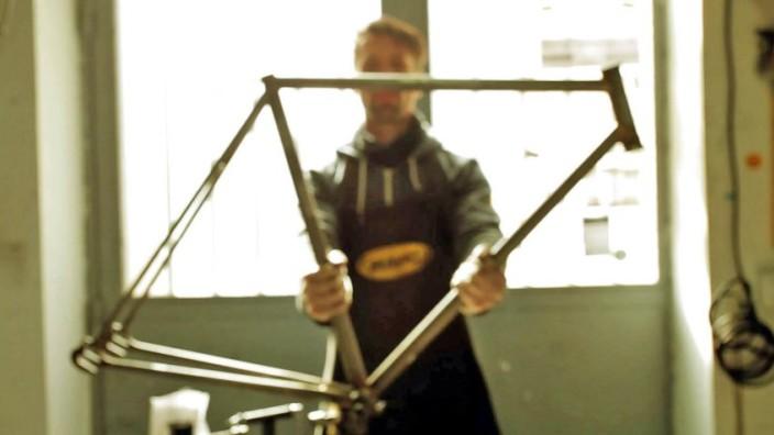 Bicycleds, fahrrad, Schrott, Autowrack