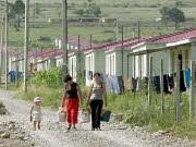 Kaukasus-Krieg Flüchtlinge Jahrestag Georgien
