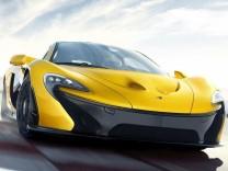 McLaren P1, McLaren, Autosalon Genf, Automesse