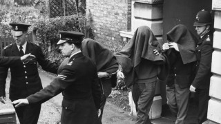 (FILE) In Profile: The Great Train Robbery
