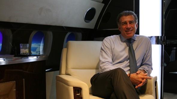 Steve Versano Jet  Business London
