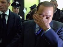 Silvio Berlusconi, Italien