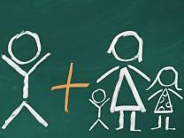 Kinderbetreuung nach Trennung