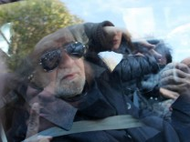 Beppe Grillo von der Fünf-Sterne-Bewegung