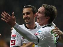 Gladbach gegen Frankfurt