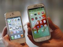 Patentstreit Apple versus Samsung