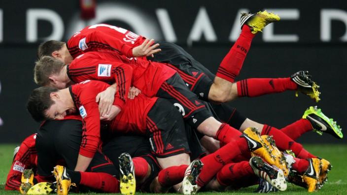 Bayer 04 Leverkusen - VfB Stuttgart