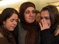 Abgeschobene Gazale Salame kehrt zurück nach Niedersachsen