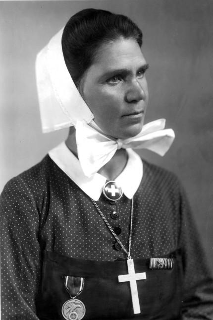 Eleonore Baur, gen. Schwester Pia Blutschwester SZ Photo