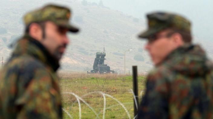 Probleme bei Türkei-Einsatz der Bundeswehr