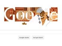 Miriam Makeba, Google, Doodle