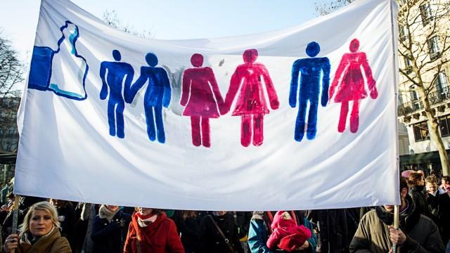Lesben retten Sex