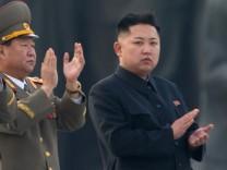 Kim Jong Un, Nordkorea, Südkorea, USA, Atomangriff