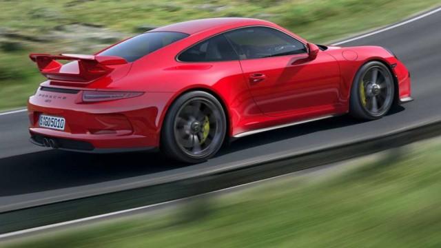 Porsche 911 GT3, Porsche, Porsche 911, GT3, Autosalon Genf, Genfer Autosalon