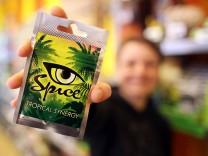 Modedroge 'Spice' verboten